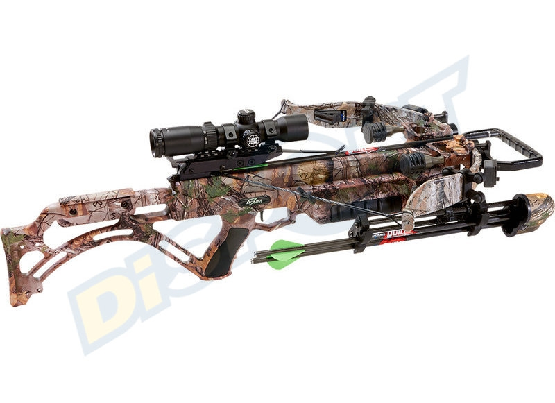 EXCALIBUR CROSSBOW MICRO SUPPRESSOR 355