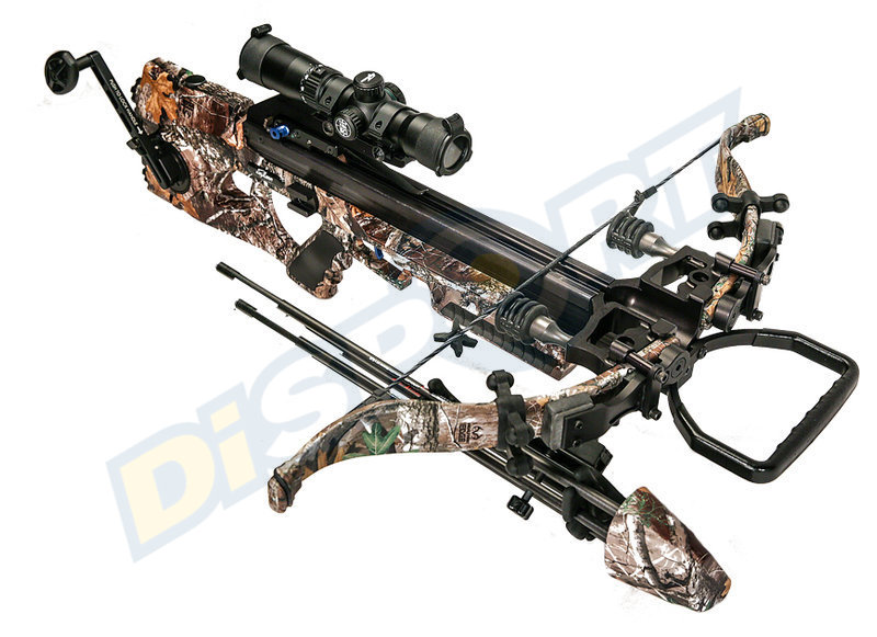 EXCALIBUR BALESTRA ASSASSIN 360 REALTREE